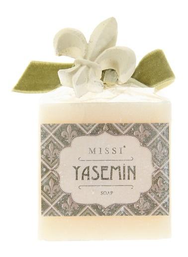 Taşlı Kare Sabun-Missi
